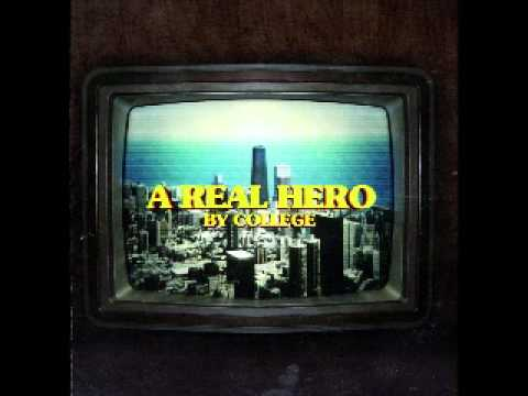 College &amp; Electric Youth - A Real Hero (Drive Original Movie Soundtrack)