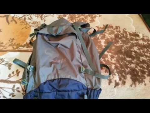Рюкзак туристический Scout 110 от Mobula