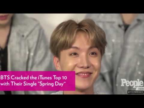 10 MINUTES OF BTS' SILLINESS