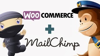 Mailchimp + Woocommerce integration. How to connect them together