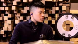 Echa Soemantri - Yovie & Nuno Medley (Drum Reinterpretation)