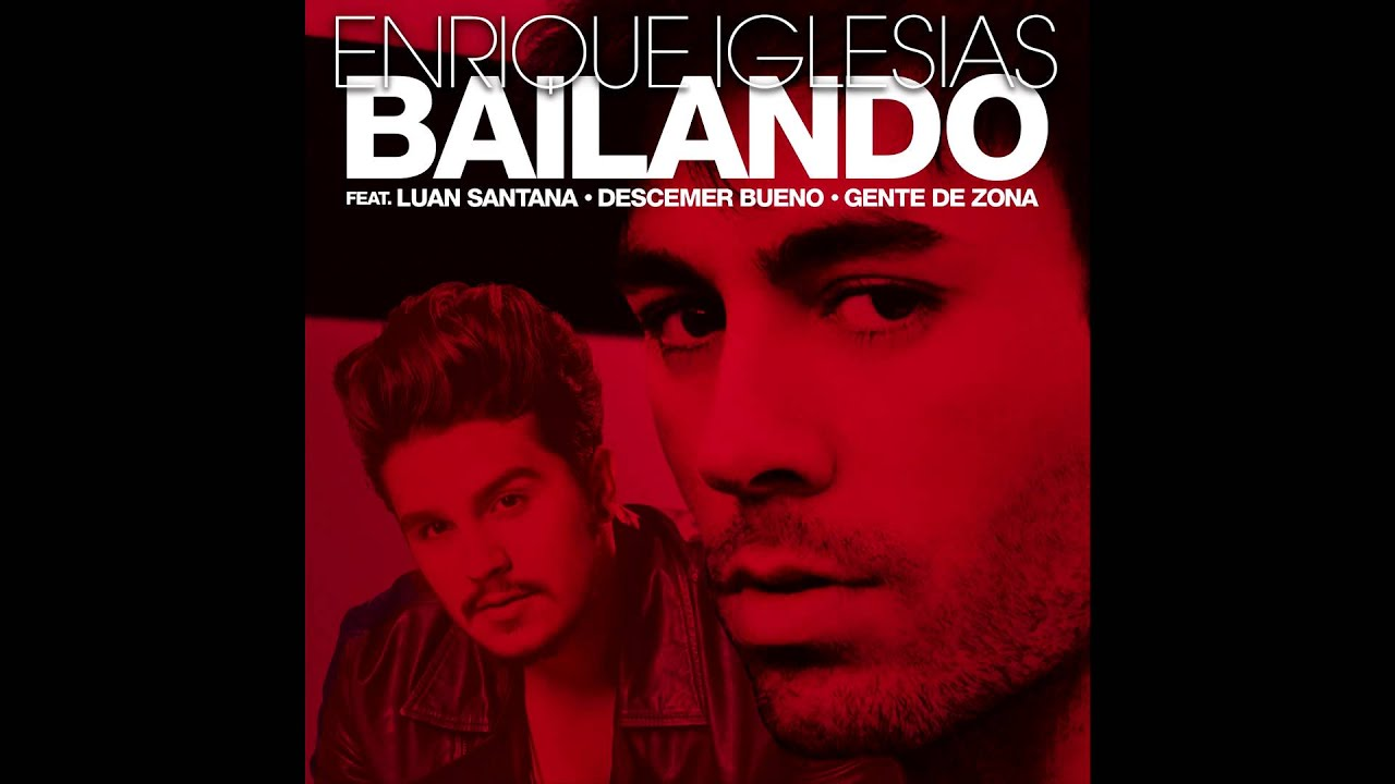Enrique Iglesias feat. Luan Santana :: Bailando - YouTube