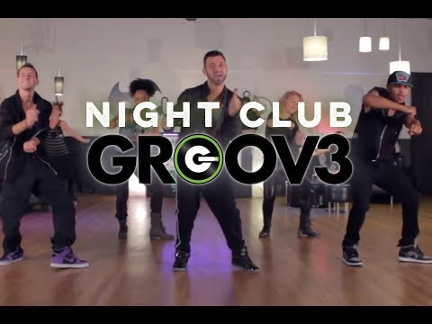 NIGHT CLUB GROOV3 - DANCE FITNESS WORKOUT - WITH BENJAMIN ALLEN