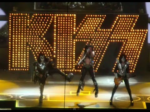Motley Crue and Kiss - 2012 Tour Dates Announced! - Co-Headlining North American Tour!
