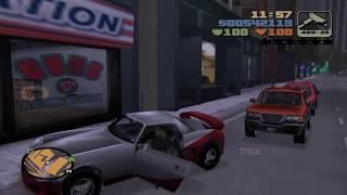 GTA 3 (PS4) Part 4 - Playthrough (Grand Theft Auto 3)