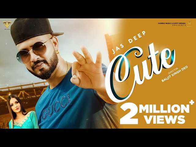 Cute  Jas Deep  Official Music Video  Gippy Grewal  Latest Punjabi Song 2019  Humble Music