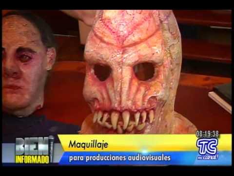 M scaras de terror youtube - Mascara de terror ...