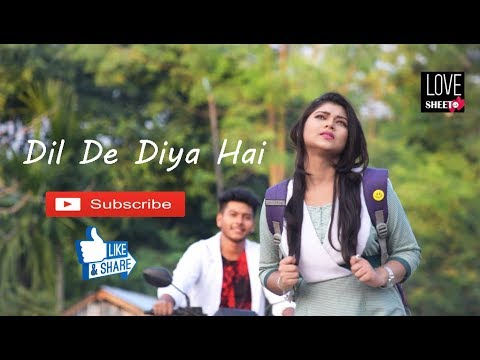 Dil De Diya Hai Jaan Tumhein Denge (Heart Touching Love Story) Latest Hindi Sad Songs,Till Watch End