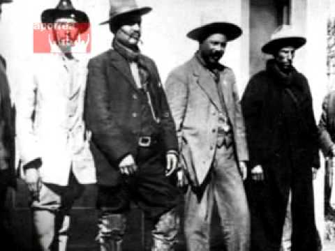 1916 EEUU: Pancho Villa asalta Columbus Music Videos