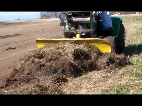 more John Deere 318 video