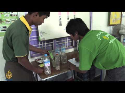earthrise - Myanmar's Smart Farmers