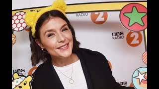 Jessie Ware & George Ezra chats with Sara Cox in The Children In Need Takeover (BBC Radio 2)