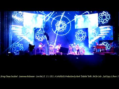 String Cheese Incident - Suwannee Hulaween - Live Oak, FL  11- 1- 2013