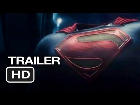 movieclipsTRAILERS - Man of Steel Official Trailer #2 (2013) - Superman Movie HD