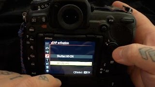 NIKON D500 TRICK: Professional Photography Trick & Super-Tip for FASTER Autofocus
