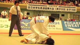全日本学生柔道優勝大会レポート