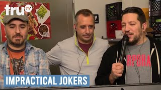 Impractical Jokers - Pretty Wife, Gross Feet ft. Tristin Mays (Deleted Scene) | truTV