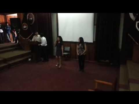 Grace & Nataly - pandora xD - medicina UNSA 2013