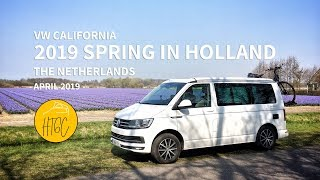 VW California Spring in Holland 2019 04 (NL)