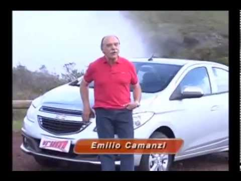 Vrum testa o Chevrolet Onix [Vídeo modificado]