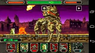 Misión extra 9 Destroy Dragon Nosuke metal slug defense
