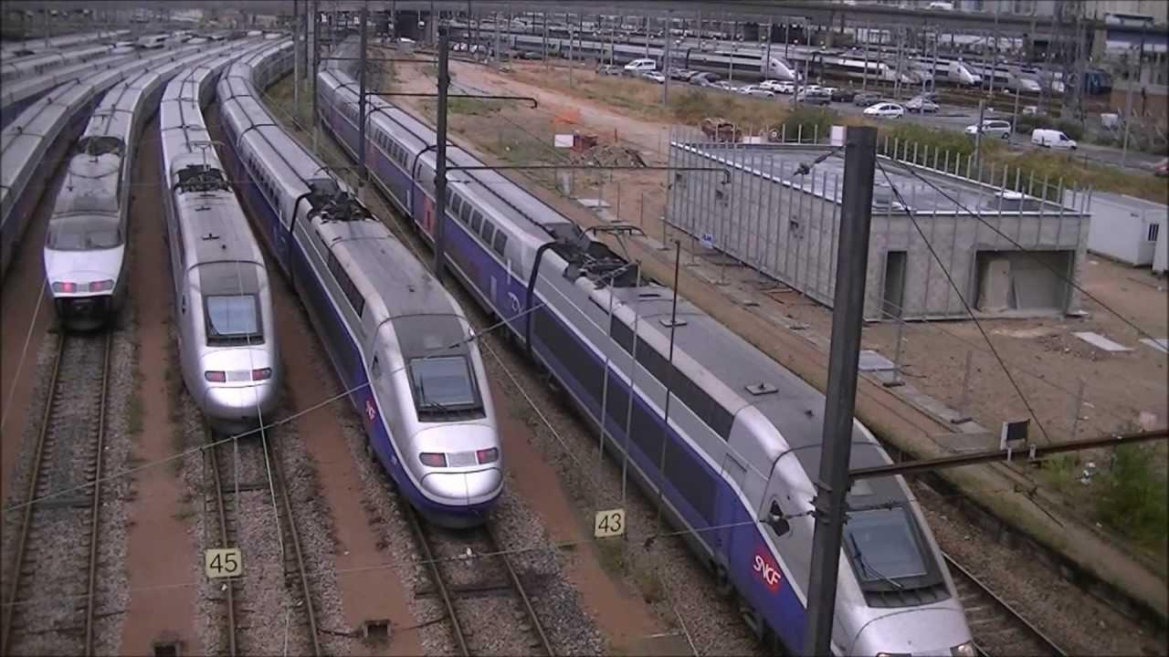 Trains rer et tgv charenton le pont pr s de la gare de for Charenton le pont piscine