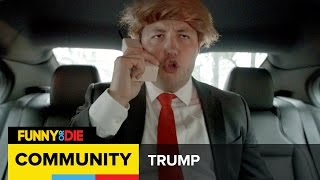 Justin Hartough: Trump - Official Trailer 2015 (Parody)