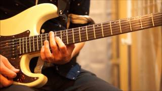 『SUN / 星野源』イントロ・ギターカッティング【TAB譜付】