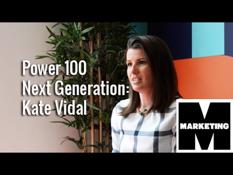 Power 100 Next Generation: Kate Vidal, The Join In Trust