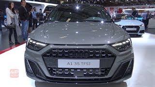2019 Audi A1 35 TFSI - Exterior And Interior Walkaround - 2018 Paris Motor Show