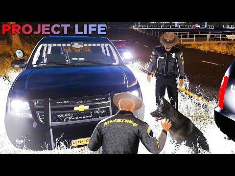 Arma 3 Life Police #9 - Chevrolet Tahoe