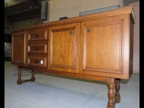 antik kommode m bellackierung matt koz autozentrum youtube. Black Bedroom Furniture Sets. Home Design Ideas