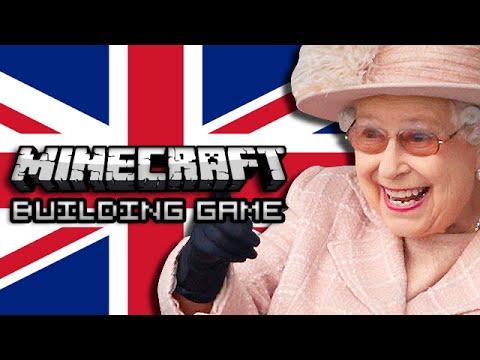 Minecraft: Building Game - United Kingdom Edition