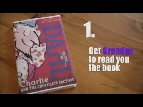 Three Fun Ways To Listen To Charlie And The Chocolate Factory video