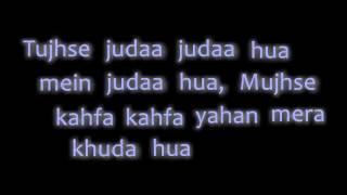 Arjit Singh - Judaa - Ishqedarriyan 2015 LYRICS Video !!!!