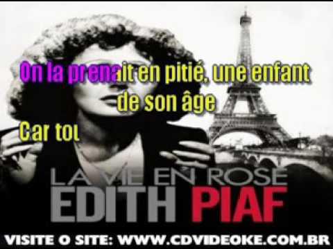 Edith Piaf   Hommela Moto, L'