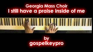 Georgia mass: I still have a praise piano