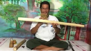 Flor e Terra - viaje nessa estrada (instrumental flute music)