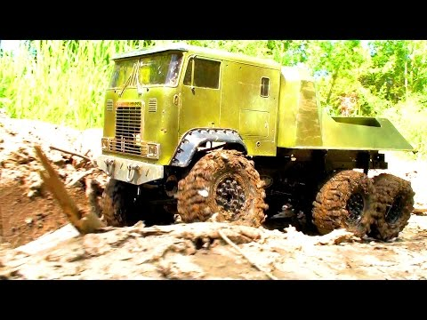 RC Trophy - mud diggers 3