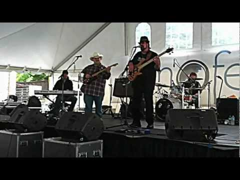 Johnny Hiland, Ronnie Lutrick&Band - Bring It On Home - Emofest 9/2/12