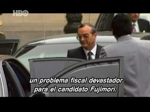 Alberto Fujimori   Documental de Ellen Perry  HBO   2