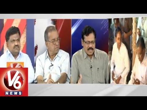 V6 special program on Telangana activists Prof. Jayashankar - 7 PM Discussion - Jayashakar vardhanti