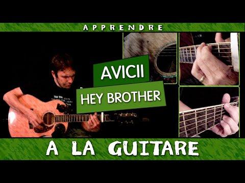 Apprendre à Jouer Hey Brother - Avicii - En 3 Minutes - Multicam video