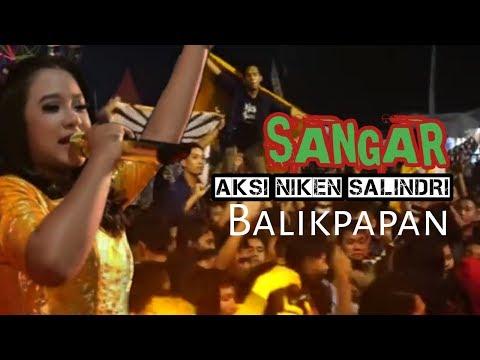 Download MERINDING: AKSI NIKEN SALINDRI LIVE IN BALIKPAPAN | BOSO MOTO Mp4 baru
