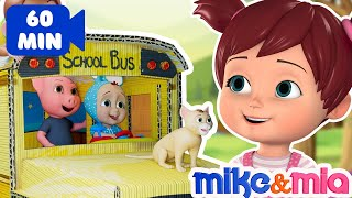 Wheels on the Bus   Latest Nursery Rhymes   Songs for Babies