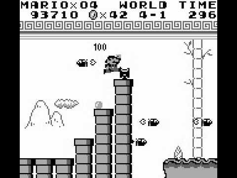 Super Mario Land - Speedrun #2 - User video
