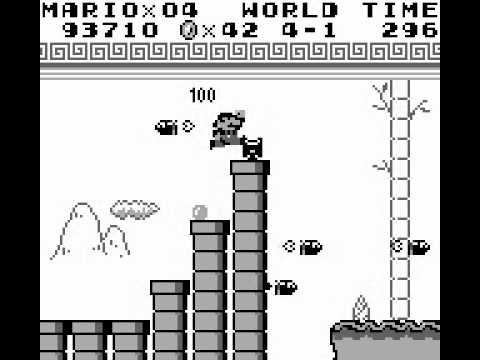 Super Mario Land - Speedrun #2 - User video