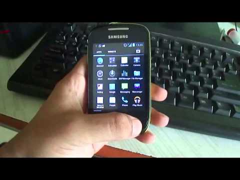 CM10.1 for GALAXY MINI review[JELLYBEAN 4.2.1]
