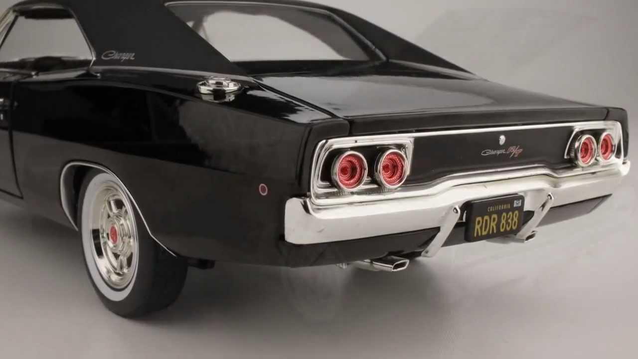 Dodge Charger Rt From The 1968 Bullitt Film Youtube