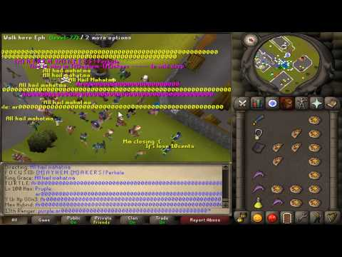 MM vs Fi P2p and F2p Full-Out Wars for the Jagex Cup Finals